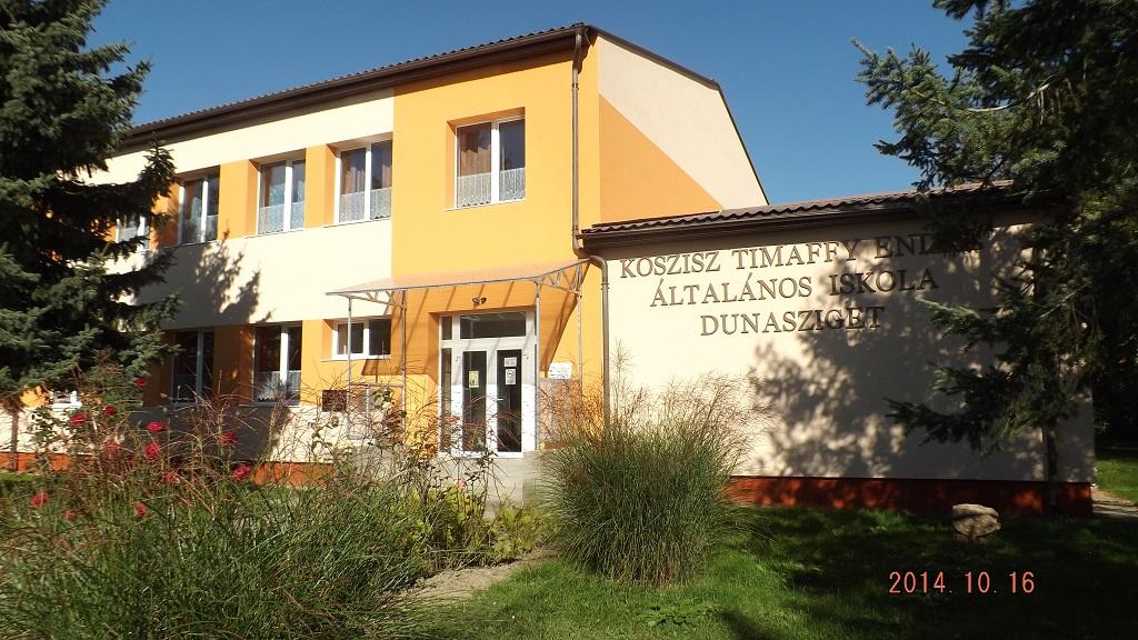 KOSZISZ Timaffy Endre Általános Iskola energetikai felújítása